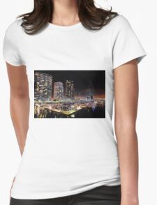 Docklands Womens Fitted T-Shirt