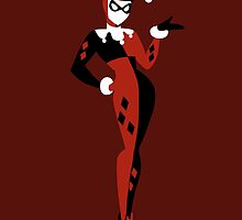 Harley Quinn by karlaestrada