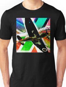 SUPERMARINE SPITFIRE - BEST WARPLANE EVER Unisex T-Shirt