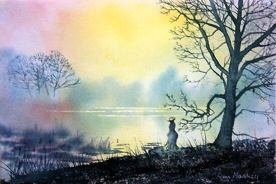 Solitude by Glenn Marshall