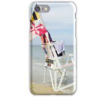 Ocean City  iPhone Case/Skin
