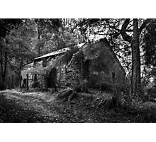 Old Miners Cottage, Walhalla  Photographic Print
