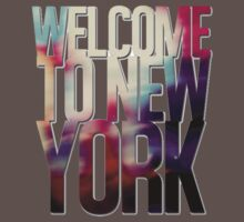 Welcome to New York Kids Clothes
