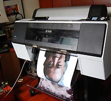 Epson 7900 printer by marcwellman2000