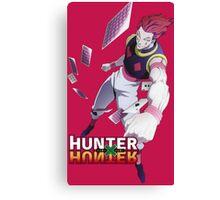 Hisoka - Hunter x Hunter Canvas Print
