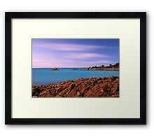 Dunsborough - Western Australia  Framed Print