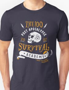The 100 Post Apocalypse Survival Academy T-Shirt