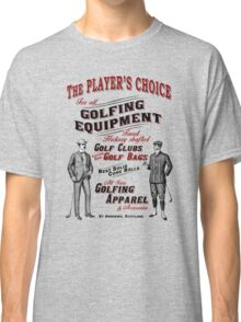 The Player's Choice Classic T-Shirt