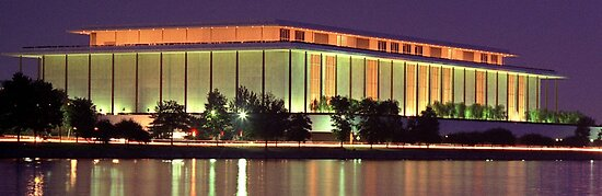 The Kennedy Center for the Performing Arts by Matsumoto