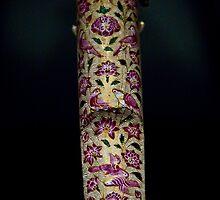 Mughal Dagger Hilt by tamanna