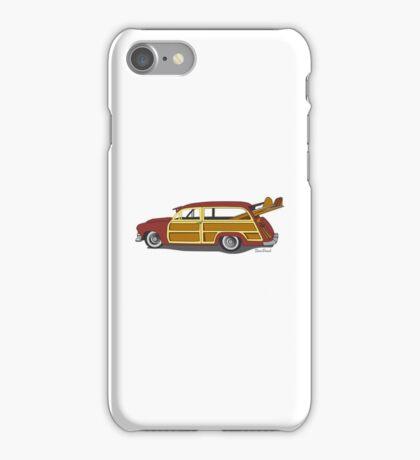 Surf n Safari iPhone Case/Skin