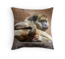 Femininity Throw Pillow