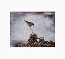 Iwo Jima by John Springfield Unisex T-Shirt