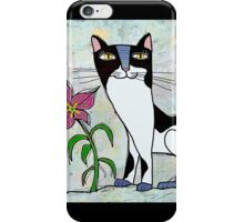 Poncho and the lily iPhone Case/Skin
