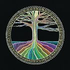 Chakra Tree by Laural Virtues Wauters