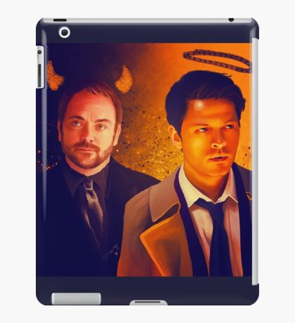 Good & Bad iPad Case/Skin