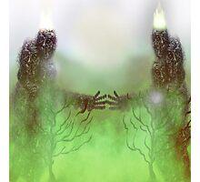 Metal leviathans 1 Photographic Print