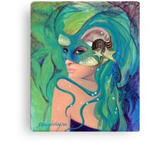 "Under the sea - from ""Hidden sight"" series Canvas Print"