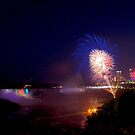 July 4th, Niagara - 1 by James  Birkbeck