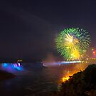 July 4th, Niagara - 2 by James  Birkbeck