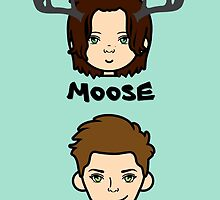 NOT MOOSE by WinchesterYou
