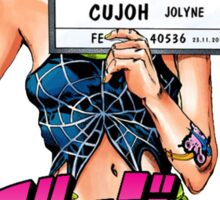 Jolyne Cujoh 3  Sticker