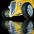 reflected ROADSTER by Robert Beck