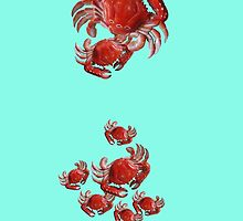 I've got crabs * by DAdeSimone