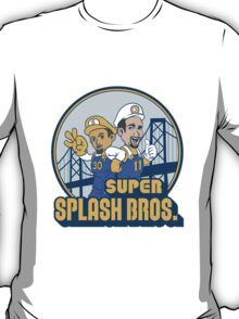Super Splash Bros - Power Up Edition T-Shirt