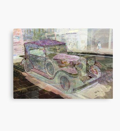 Get Me to the Church on Time Canvas Print