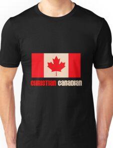 Christian Canadian Unisex T-Shirt
