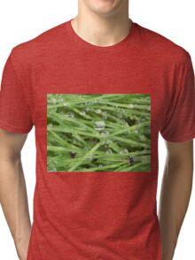 Water Droplets Tri-blend T-Shirt