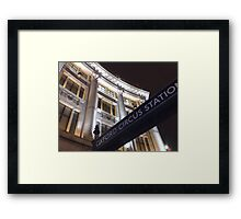Nokia Collection - Oxford Circus Framed Print