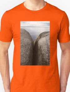 Side by Side Unisex T-Shirt