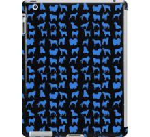 Blue Pet Dog iPad Case/Skin