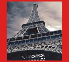 Towering  Eiffel  Kids Clothes