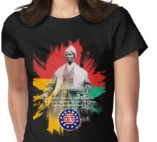 sojourner truth Womens Fitted T-Shirt