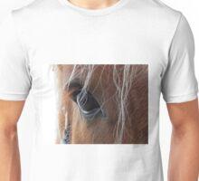 Hair In My Eye Unisex T-Shirt