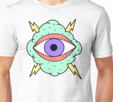 Eye In The Cloud II Unisex T-Shirt
