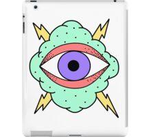 Eye In The Cloud II iPad Case/Skin