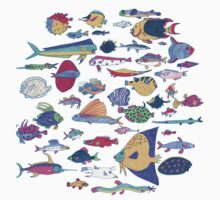 fish Kids Clothes