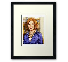 Martha Rodgers Framed Print