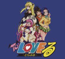 To Love ru  by Dandyguy