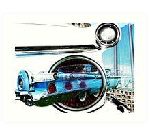 Boston Skyliner Art Print