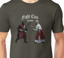 Medieval Knight Fight Club Member t-shirt Unisex T-Shirt