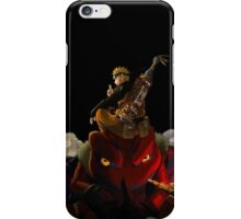 Naruto and Toad Boss iPhone Case/Skin