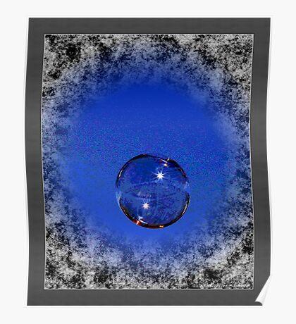 """Joyfulness bubble""  :-) Poster"