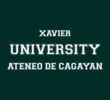 XAVIER UNIVERSITY ATENEO DE CAGAYAN by HelenCard