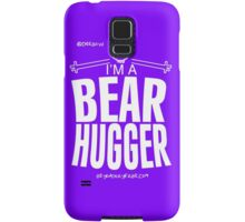 Beyond Kayfabe Podcast - I'm A Bear Hugger Samsung Galaxy Case/Skin
