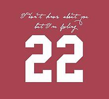 22 by rainilyahead